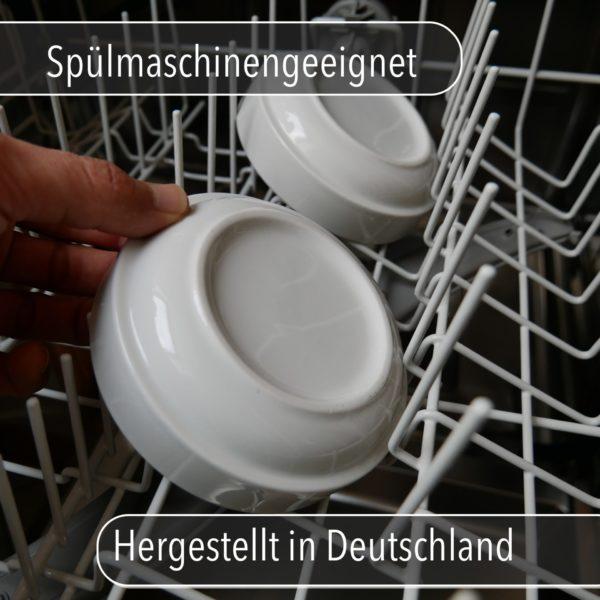 Schalen Spülmaschinen geeignet