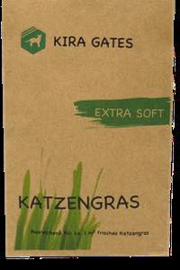 extra soft weiches Katzengras Samen bio Qualität Kira Gates