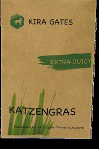 Weizengras Katzengras Vitamine Katze Kira Gates